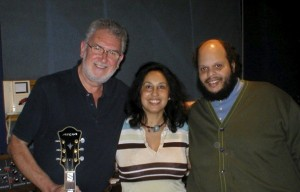 Guida de Palma, Jim Mullen and Ed Motta