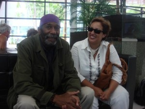 Guida de Palma and Ron Carter