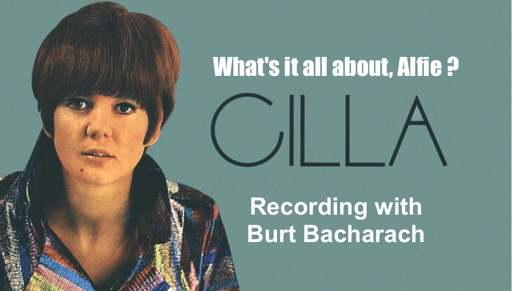 What's it all about, Alfie- Cilla Black and Burt Bacharach