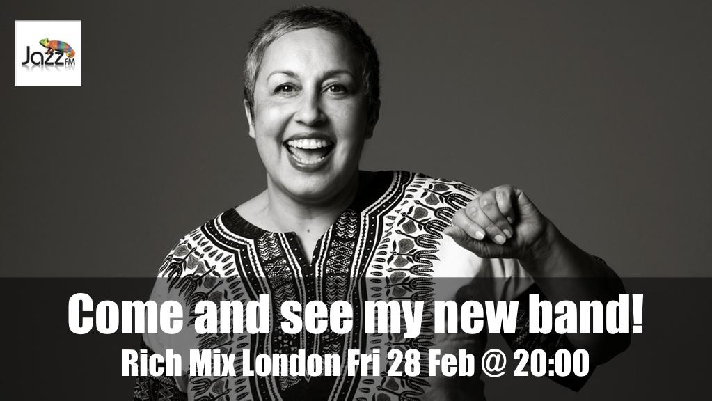 Jazz FM Presents Guida de Palma & Jazzinho Live at Rich Mix London Friday 28 February 2014